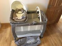 NOW SOLD As new Graco Contour Electra Napper