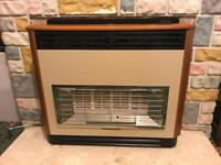 Gas fire. Rarely used rrp £400