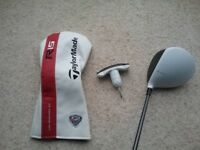 Taylormade R15 TP Tour Preferred Driver, Upgraded Shaft, Headcover & Tool
