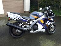 1996 Honda CBR900rrt Fireblade