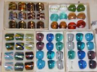 3660 rings for sale, lucite resin/wooden/aluminium/glass