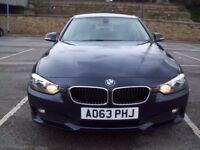 BMW 320D SE FULL BMW SERVICE HISTORY 2013 (63 PLATE)