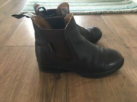 Harry Hall horse riding boots size 12