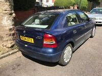 Vauxhall Astra long mot spares or repairs