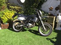 Rieju smx 125cc ( Yamaha xt engine )
