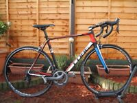 CUBE Agree GTC Race CARBON Road Bike. 58cm. Ultegra/105. 22 speed. 8,2kg. Very good condition