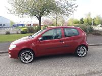Immaculate Fiat Punto Active Sport