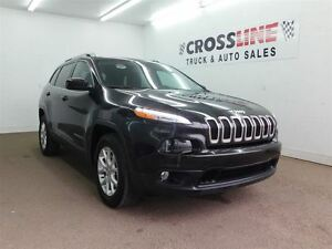 2015 Jeep Cherokee North | CUSTOM WHEELS | EASY FINANCING