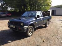 Mitsubishi l200 pickup 4x4 manual turbo diesel