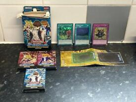 Here i have yu gi oh speed duel deck for sale