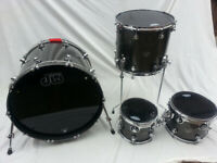 DW Performance 4 - Piece Shell Pack