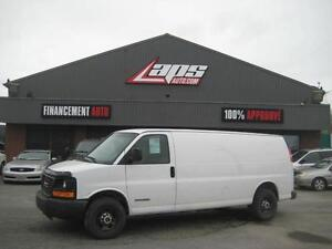 GMC Fourgonnette Savana 3500 2006