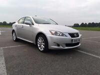 Lexus IS IS220d 2.2 Turbo Diesel 6 Speed Sat Nav Rear Cam Bluetooth .