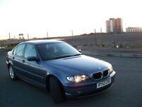 BMW e46 spares or repair