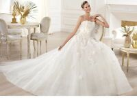 ELIE SAAB MENSA WEDDING DRESS Retails £11,000 only worn once. Open to all offers.