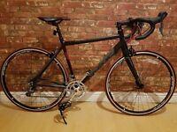 Avanir, RACE, Road Bike, Ex Display. Carbon Forks. RRP £500. 2016, Mint Condition.
