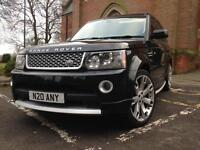 Range Rover Sport Full 2013 Autobiography Facelift Including Interior Looks £30 Grands Worth Of Jeep