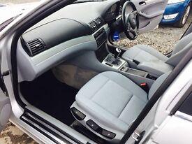 BMW 330d ESTATE DIESEL--1 YEAR MOT--SERVIC HISTORY ///BARGAIN