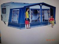 Dorema Starcamp Cameo Caravan Awning, size 13