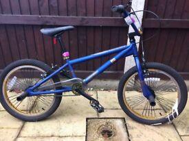 Schwinn KO bmx stunt bike