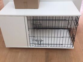 Small omlet dog (fido) studio dog crate only used for 3 weeks- see Omlet website for details