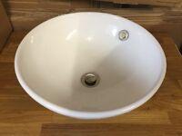 Porcelanosa Freestanding Wash Basin