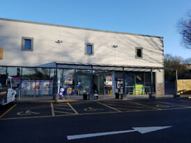UNIT TO LET AT COCKETT, SWANSEA
