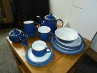Denby Crockery Imperial Blue