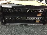 Studiomaster 1200d x2