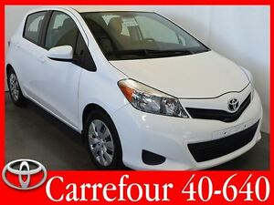 2014 Toyota Yaris HB LE 5 Portes Gr.Electrique+Bluetooth+Air Aut
