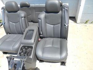 Looking for leather seats for 2006 silverado crew cab.