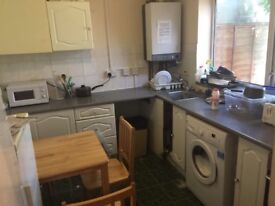 Renting a single room at Woolwich £90 pounds per week.