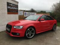 2012 Audi A4 s line black edition Finance available