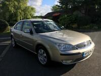 Ford Mondeo 2.0 Tdci Zetec 55 Reg 130 BHP 6 Speed + MUST BE SEEN CLEANEST AVAILABLE CHOICE OF 2 07