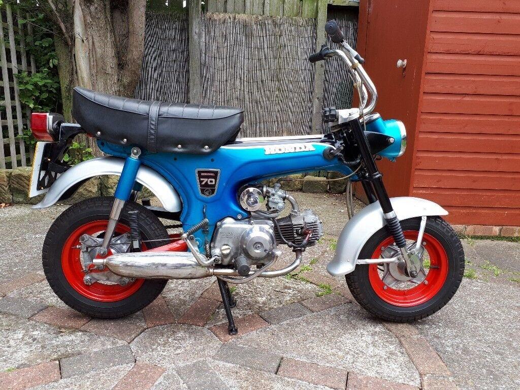 Classic Honda Monkey Bike For Sale In Marske By The Sea