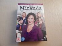 Miranda Series 1-3 DVDs