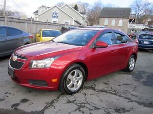 2011 Chevrolet Cruze LT Turbo, Automatic, Winter Tires, CLEAN!!!