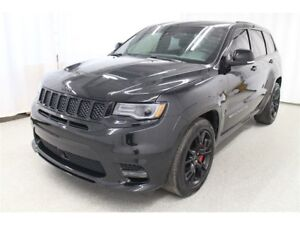 2017 Jeep Grand Cherokee SRT-8 *CAMÉRA, TOIT, GPS, CUIR, HITCH,