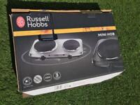 Almost new Russell Hobs Mini hob