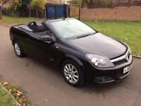 Vauxhall Astra 1.9 CDTi Sport Twin Top 2dr,6 MONTHS FREE WARRANTY, AUX,1 OWNER, FULL SERVICE HISTORY