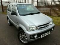 2006 56 DAIHATSU TERIOS 1.3 SPORT - GREAT EXAMPLE 4X4, LOW 77K MILES, HPI CLEAR!!.