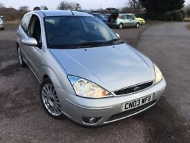 FORD FOCUS ST170!!, M.O.T AND SERVICE HISTORY!