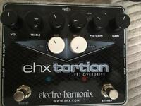Distortion pedal ELECTRO HARMONICS EXTORTION