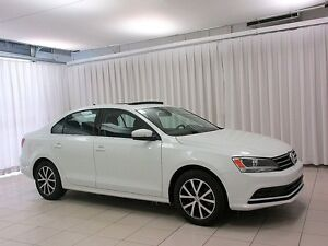2016 Volkswagen Jetta LET THIS CAR FUEL YOUR SOUL!! TSI SEDAN w/