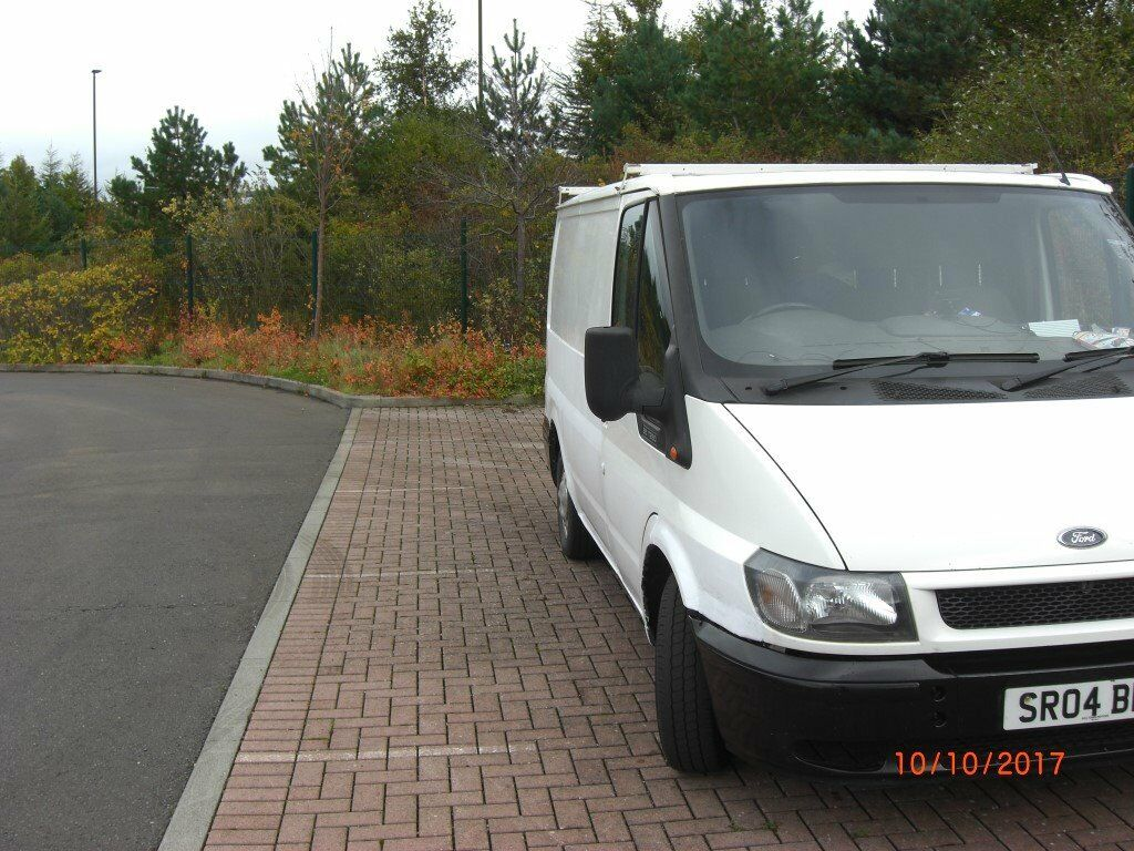 Ford Transit short wheel base
