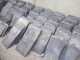 470 GENUINE WELSH ROOF SLATES TILES