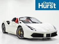 Ferrari 488 SPIDER (white) 2017-01-10