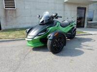 2012 bombardier spider RSS