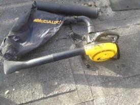Mc culloch 320 bv