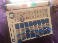 Electronic Guess Who game
